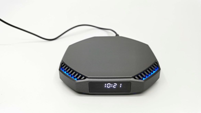 T95 Plus Fronl LED display