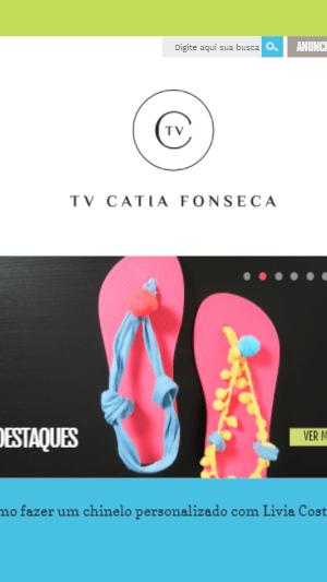 5 coisas que você precisa saber sobre o TV Catia Fonseca