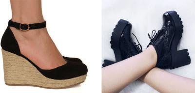 tv catia fonseca tendências de calçados em 2018 - anabela