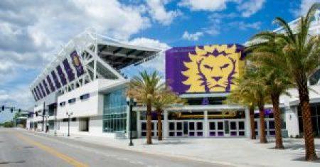 Tv Catia Fonseca Aproveite Orlando além dos parques estádio Orlando FC