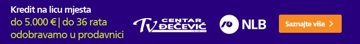 TV Cantar Djecevic i NLB Banka - Krediti na licu mjesta