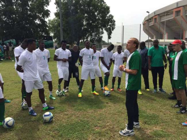 Image result for Rohr and Eagles players