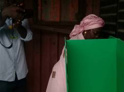 Deputy Governor Adebule