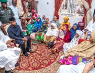 Yemi-Osinbajo-With-Relatives-Of-Maitama-Sule