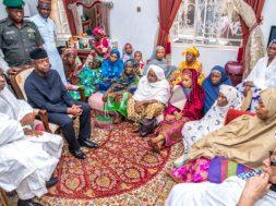 Yemi-Osinbajo-With-Relatives-Of-Maitama-Sule