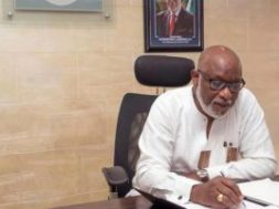 Governor Akeredolu - Judicial Service Commission