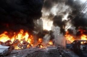Tashan- Bomb blast -TVC