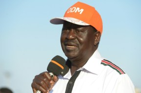 Raila Odinga Kenya -TVC