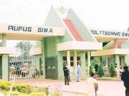 Rufus Giwa -TVC