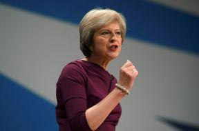 Theresa May-TVC
