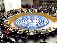 United Nation Security Council -TVC