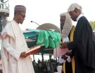 Buhari-taking-oath-of-office-TVC