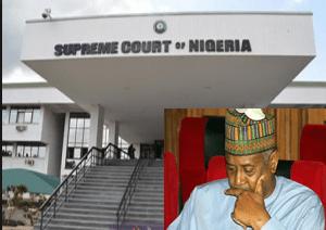 Dasuki Supreme Court - TVC