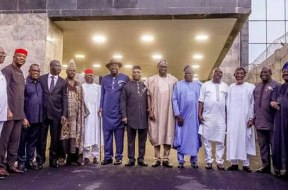 Southern-Governors-in-lagos-TVCNews