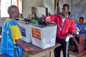 Liberian Vote