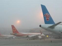 Fog-China