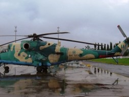 An Mi-17 attack helicopter of the Nigerian Air Force has crashed in the northeast during a counter-insurgency operation. The air force Director of Public Relations and Information