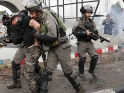Clash-Israel
