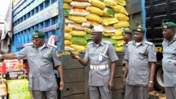 Customs arrest 21 suspects, seize goods worth N218 million