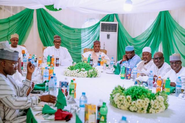 Buhari Directs CBN To Halt Forex For Food Importation – The ...