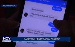 Informe Especial: ¡Cuidado! Pedófilo busca víctimas