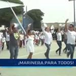 Club Libertad ofrece clases gratuitas de marinera