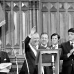 Fernando Belaúnde Terry promulga la Reforma Agraria