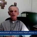 Piura: Monseñor de Chulucanas pidió unidad a los fieles
