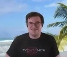 Paul Bergeron, CTO of TVDataNow