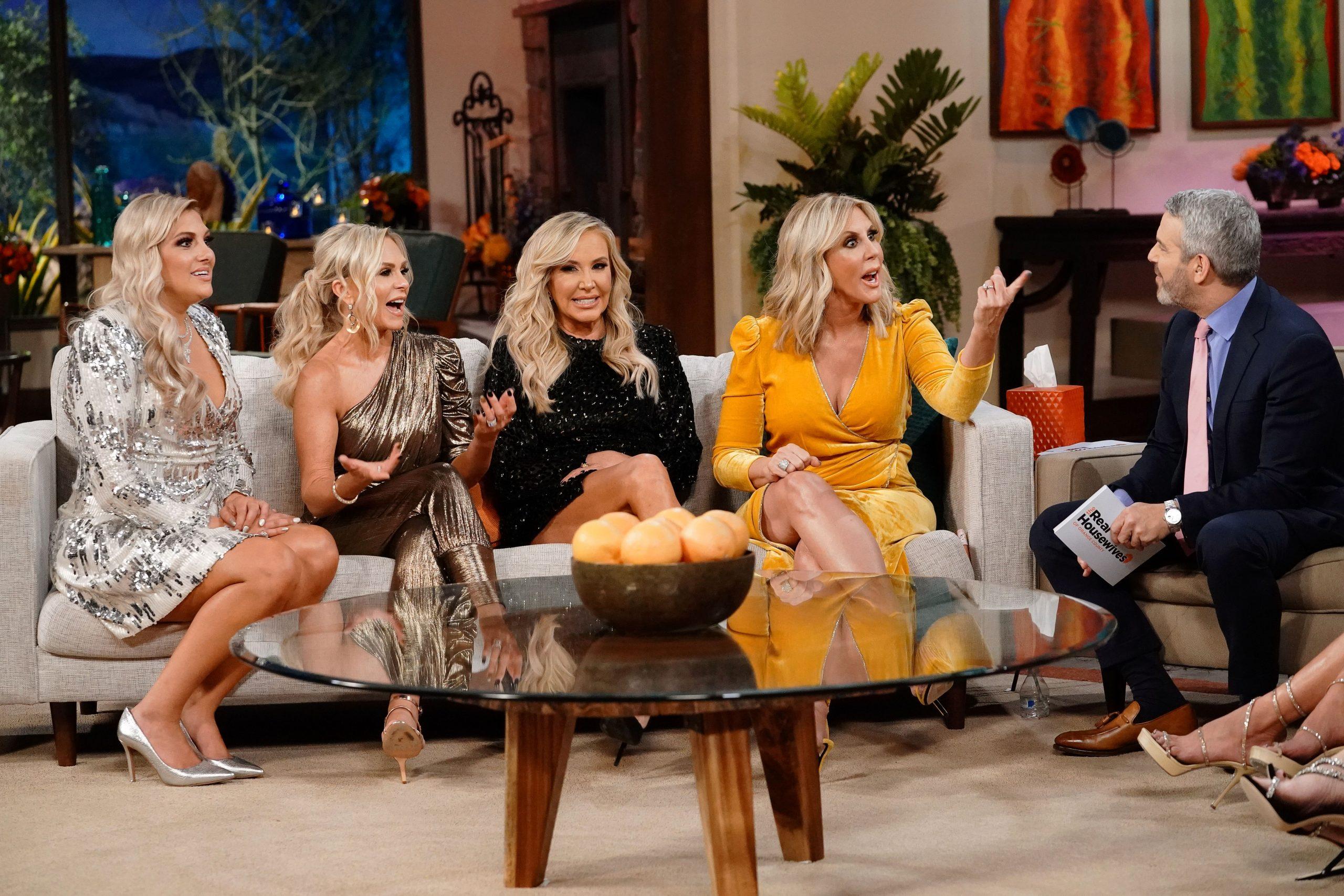 RHOC, RHOC reunion, The Real Housewives of Orange County, Bravo