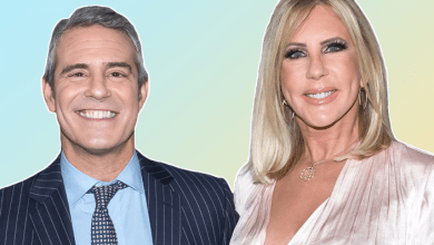 Andy Cohen, Vicki Gunvalson, Tamra Judge, The Real Housewives of Orange County, RHOC, Bravo