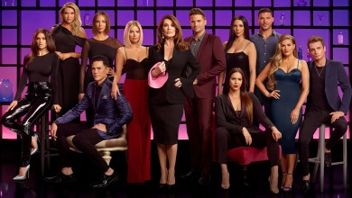 Bravo, Vanderpump Rules season 8, Lisa Vanderpump, Jax Taylor, Brittany Cartwright, Stassi Schroeder, Max Boyens, Kristen Doute, Brett Caprioni, Evolution Media, Lisa Rinna, Harry Hamlin, Andy Cohen, The Real Housewives of Beverly Hills, The Hills: New Beginnings, Evolution Media, The Hills Season 2