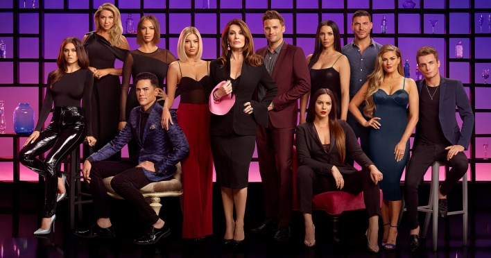 Bravo, Vanderpump Rules season 8, Lisa Vanderpump, Jax Taylor, Brittany Cartwright, Stassi Schroeder, Max Boyens, Kristen Doute, Brett Caprioni, Evolution Media, Lisa Rinna, Harry Hamlin, Andy Cohen, The Real Housewives of Beverly Hills