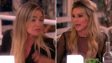 Photo of Brandi Glanville Continues 'RHOBH' Leaks, Denies Lying About Denise Richards Drama