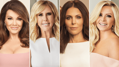 Lisa Vanderpump, Vicki Gunvalson, Bethenny Frankel, Tamra Judge, The Real Housewives, The Real Housewives of Beverly Hills, The Real Housewives of New York City, The Real Housewives of Orange County, RHOBH, RHONY, RHOC, Bravo