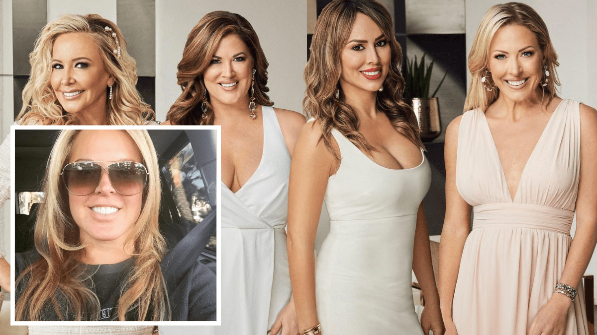 The Real Housewives of Orange County, RHOC season 15, Shannon Beador, Emily Simpson, Kelly Dodd, Braunwyn Windham-Burke, Gina Kirschenheiter, Elizabeth Vargas, Elizabeth Lyn Vargas, RHOC Season 15