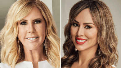 Photo of Vicki Gunvalson Confirms Lawsuit Filed Against Her Alleging Fraud Has Been Dropped: 'Take That, Kelly Dodd!'