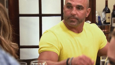 Joe Gorga, The Real Housewives of New Jersey, RHONJ, Bravo