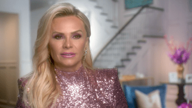 Photo of Tamra Judge Exposes 'RHOC' Producers For Staging Scenes
