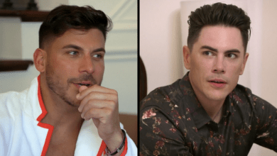 Photo of Jax Taylor Throws Major Shade At Tom Sandoval In Ongoing Feud: 'Says The Guy Who Still Has Racist People Working At Tom Tom'