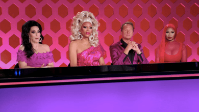 RuPaul's Drag Race premiere, RuPauls Drag Race, VH1, Nicki Minaj, Reality TV Ratings, Love After Lockup, Friday