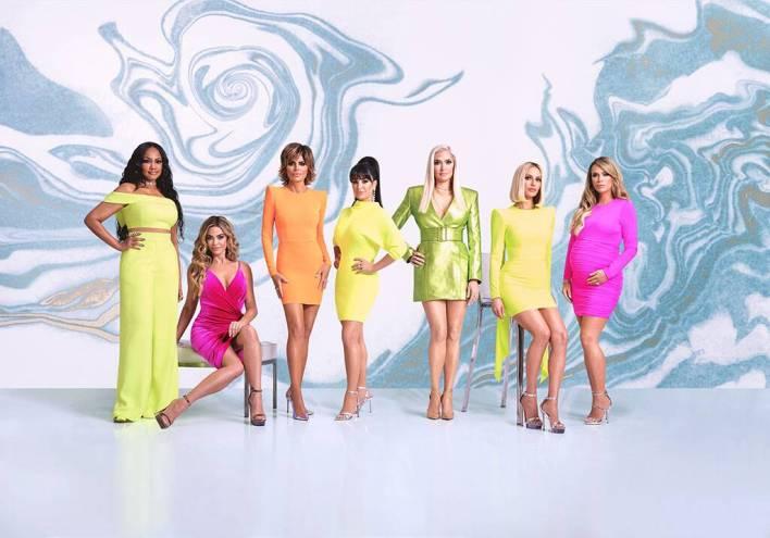 Lisa Vanderpump, Garcelle Beauvais, The Real Housewives of Beverly Hills season 10, RHOBH season 10, Bravo