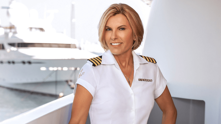 Captain Sandy Yawn, Below Deck reunion, Below Deck Sailing reunion, Below Deck Sailing Yacht reunion, Below Deck Mediterranean Season 5, Bravo, Bravo TV