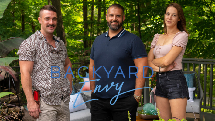 Backyard Envy Season 2, Bravo, Bravo TV, Below Deck Sailing Yacht Season 2, Manscapers, Garrett Magee, James DeSantis, Melissa Brasier