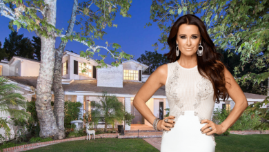 Photo of Kyle Richards Lists House Seen On 'The Real Housewives Of Beverly Hills' For Almost $6 Million