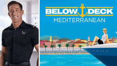 Photo of Bravo Fires Peter Hunziker From 'Below Deck Mediterranean' After Racist Social Media Post Discovered