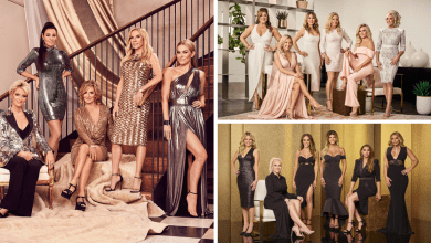 Photo of 'Real Housewives' Production Updates: Bravo Wants An In-Person 'RHONY' Reunion, 'RHOC' And 'RHONJ' To Resume Filming In July