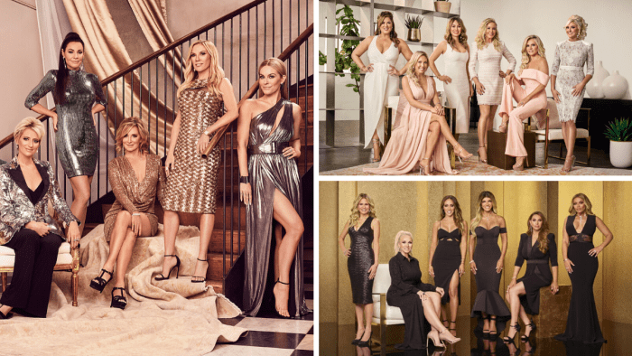 The Real Housewives of New York City, The Real Housewives of Orange County, The Real Housewives of New Jersey, RHOC, RHONY, RHONJ, Bravo TV