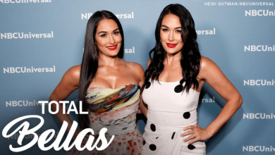 Total Bellas, Brie Bella, Nikki Bella, Artem Chigvintsev, E! Entertainment, Total Bellas Season 5, Total Bellas Season 6, WWE