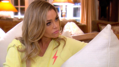 The Real Housewives of Beverly Hills, Denise Richards, Brandi Glanville, Dorit Kemsley, RHOBH Finale, Bravo TV, Bravo Ratings, Lifetime Ratings, Married At First Sight, MAFS, Marrying Millions, Reality TV Ratings, Denise Richards RHOBH